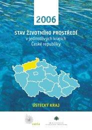 Ústecký kraj (PDF, 689 kB) - CENIA, česká informační agentura ...