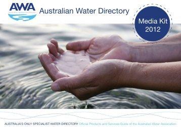 Australian Water Directory - Australian Water Association
