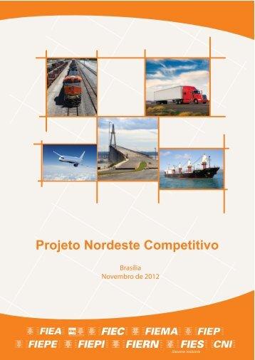 Projeto Nordeste Competitivo - CNI