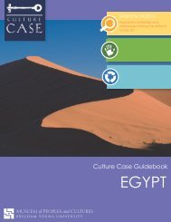 Guidebook - the Museum of Peoples and Cultures! - Brigham Young ...