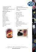 """Medidor de color """"colorStriker"""" - PCE Ibérica - Page 2"""