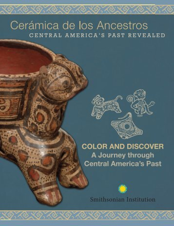 COLOR AND DISCOVER A Journey through Central America's Past