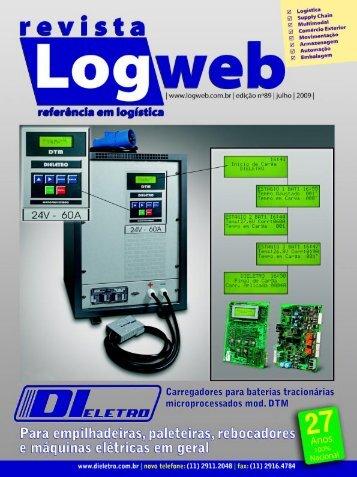 Edição 89 download da revista completa - Logweb