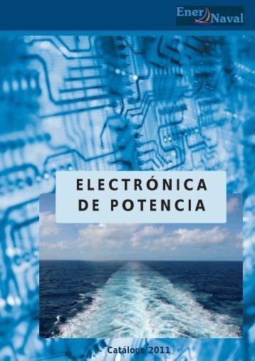 ELECTRÓNICA DE POTENCIA - EnerNaval Ibérica, SL