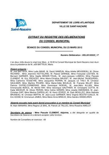 modification n°6 - Saint-Nazaire