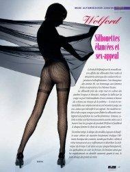 Wolford - Magazine Sports et Loisirs