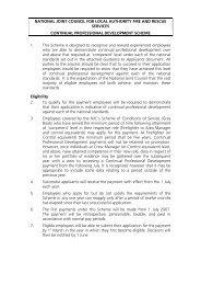 CPD scheme - Fbu.me.uk
