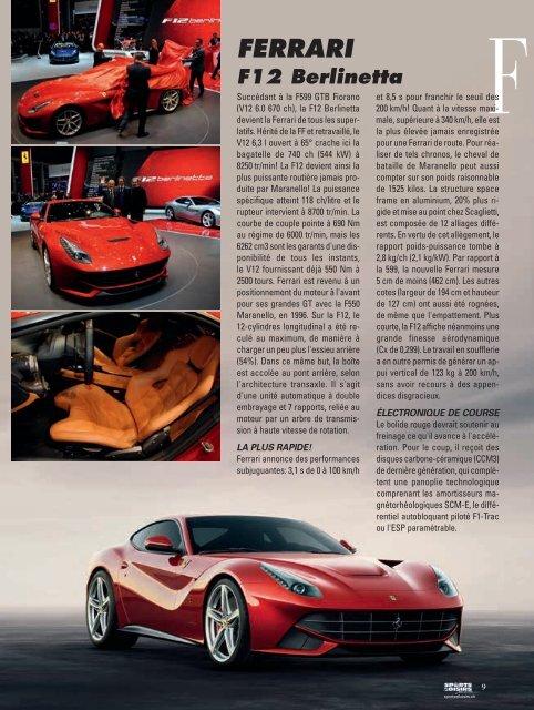 Salon de Genève - Magazine Sports et Loisirs
