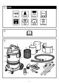 WET & DRY VACUUM CLEANER 8700 (F0158700..) - Page 2