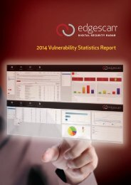 Edgescan-Stats-Report