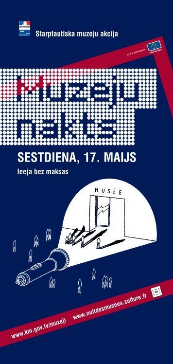 muzeju nakts buklets2.pdf - Latvijas Muzeju biedrība