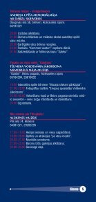 muzeju nakts buklets2.pdf - Latvijas Muzeju biedrība - Page 5