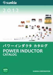 Power Inductor Catalog 2012 (18.3 MB)