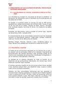 (RESUMEN DEL INFORME ESPAÑOL PISA 2006 _2_) - FETE-UGT - Page 6