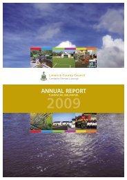 Annual Report 2009 - English Version ( pdf file - 5480 kb in size)