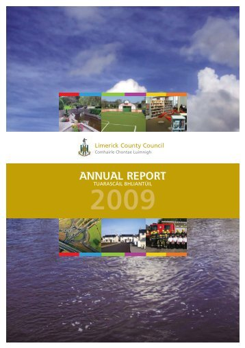 Annual Report 2009 - English Version ( pdf file - 5480 kb in size)