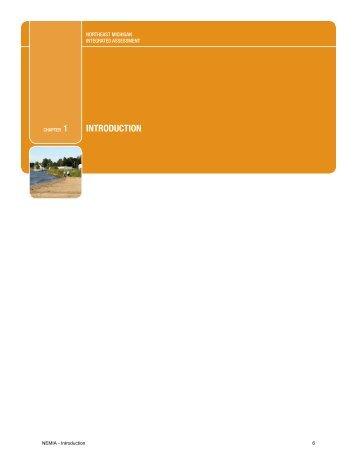 Chapter 1: Introduction - Michigan Sea Grant - University of Michigan