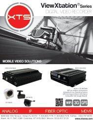 mdvr applications - XTS Corp