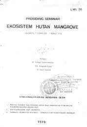lEKOSISTEM HUTAN MANGROVE - coremap