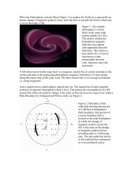 When the Heliospheric Current Sheet [Figure 1] - Leif and Vera ...