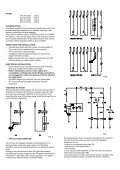 flame detector for gas type re3 - System Control Engineering - Page 3