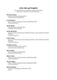 Liste des participants.pdf - Laboratoire d'Astrophysique de Bordeaux ...
