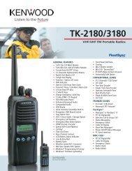 TK-2180/3180 - Spectrum Communications