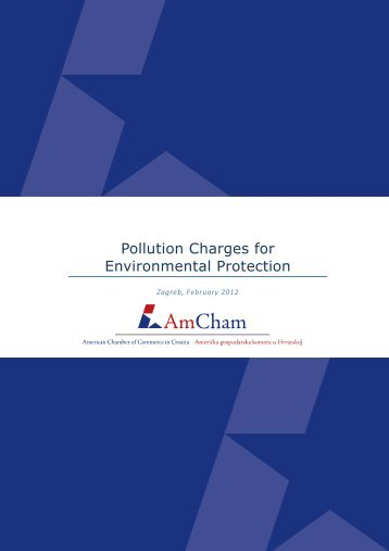 Pollution Charges for Environmental Protection - AmCham