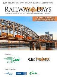 Program_Railway_Days.. - Railway Days 2013 - Club Feroviar