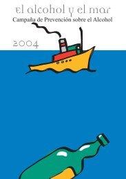 El alcohol y el mar 2004 - Plan Nacional sobre drogas