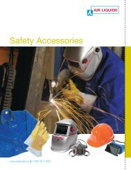 Safety Accessories - BLUESHIELD