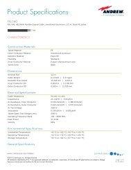 Download Product Datasheet - AVW