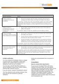 Information for a person conducting a business or ... - NT WorkSafe - Page 3