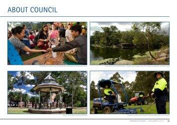 ABOUT COUNCIL - Parramatta City Council - NSW Government