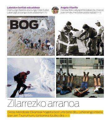 'gazteoiartzun.net', webgune berria - Boga - Hitza