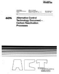 Alternative Control Document.