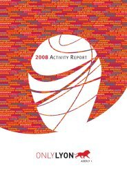 2008 ACTIVITY REPORT - Aderly