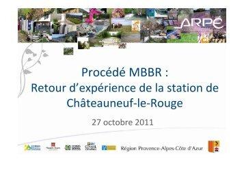 satese 13 - Agence régionale pour l'environnement (ARPE)