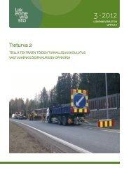 Tieturva 2 - Liikennevirasto