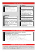 Quick Reference Guide - SIGN - Page 6