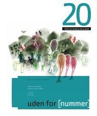 Uden for nummer 20 - Dansk Socialrådgiverforening