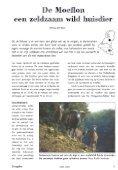 Oproep - Zoogdierwinkel - Page 3