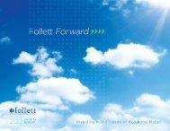 efollett - Follett Higher Education Group - Follett Corporation