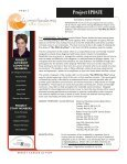 BCA Newsletter - Spring 2008 - Breast Cancer Action Ottawa - Page 5