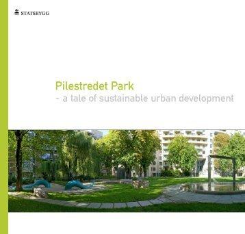 Pilestredet Park - Statsbygg