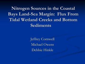 Cornwell - The Coastal Bays Program