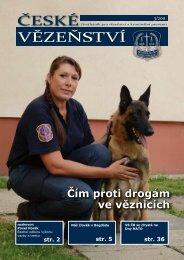 ČESKÉ VĚZEŇSTVÍ - Vězeňská služba ČR