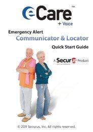 Securus Telephone Service Guide (English)
