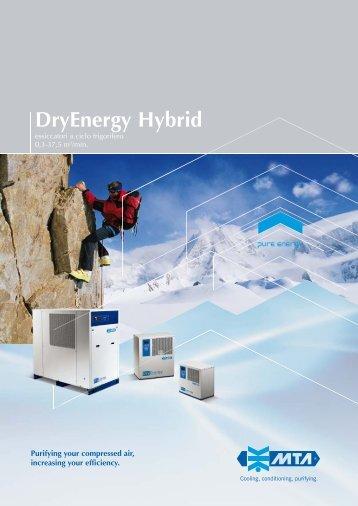 Essiccatori MTA Dry Energy Hybrid