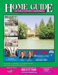 WOODLAND - Home Guide of Yolo County, CA
